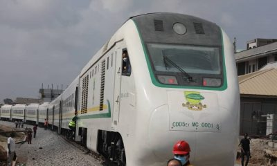 New Lagos-Ibadan railway for inauguration, full operation next month –  Amaechi – Newstrends